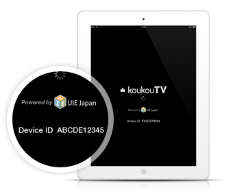 Example of Device ID